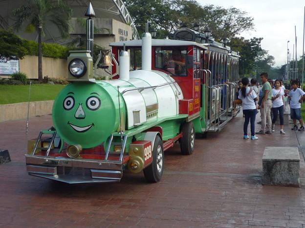 市民憩いの場リサール公園、マニラ Rizal Park,Manila