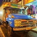 ボンネットトラック、ジャフナ Bonnet Truck,Sri Lanka