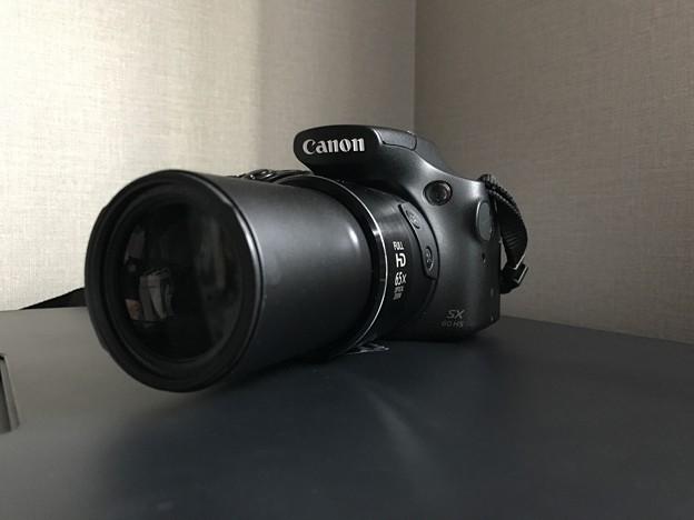 写真: SX60 HS