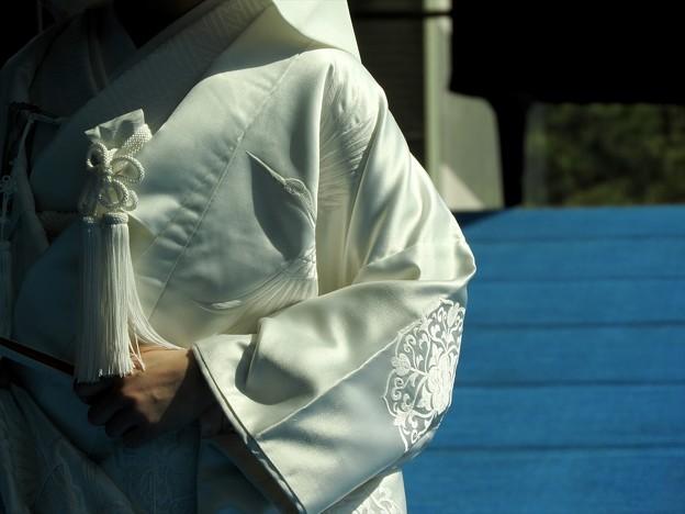 娘の結婚07 前撮り(白無垢)