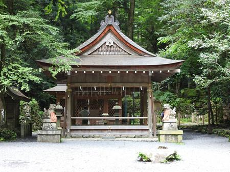 貴船神社 奥宮11 祭神は闇龗神