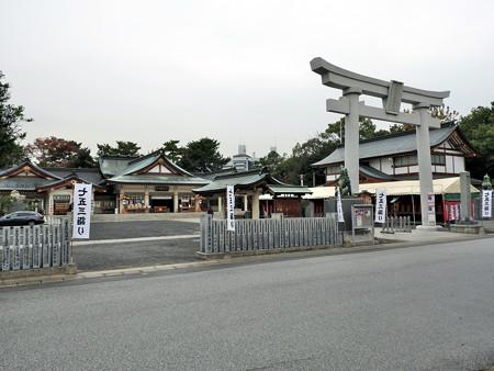 広島城17 広島護国神社 カープ必勝祈願神社