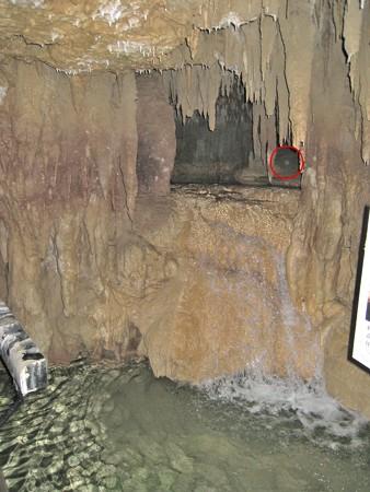 2007.11 玉泉洞5(オーブ)