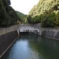 写真: 石山寺駅10 大津放水路2