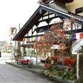 写真: 石山寺駅15 御菓子「藤村」