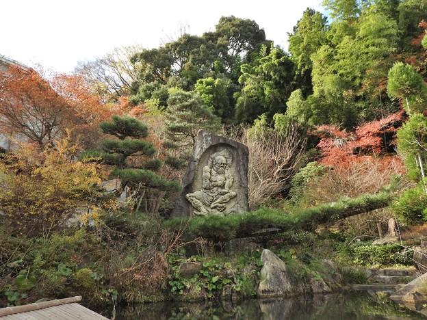 写真: 石山寺 朗澄大徳遊鬼境2