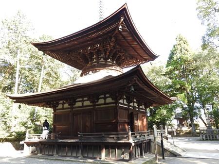 石山寺62 日本最古の多宝塔