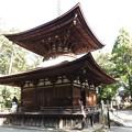 写真: 石山寺62 日本最古の多宝塔