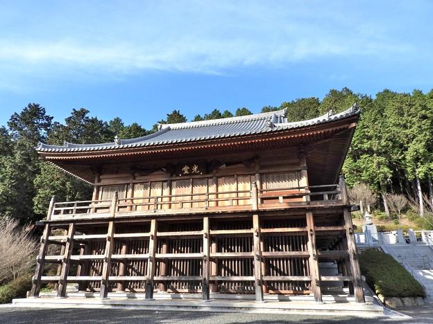写真: 石山寺109 光堂4