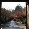 写真: 石山寺126 帰りの参道6
