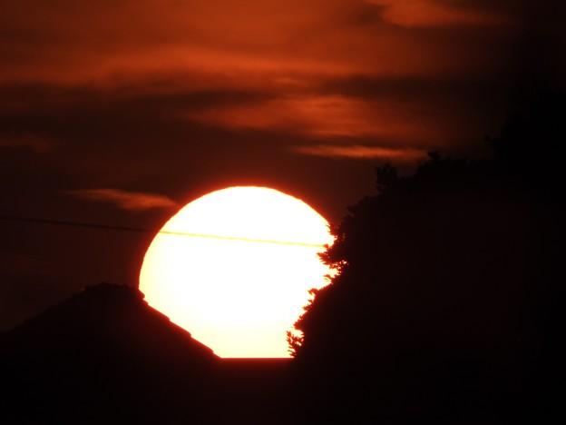 写真: 落陽4