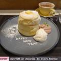写真: ふわふわリコッタチーズパンケーキ