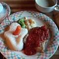 写真: グランマ・サラキッチンのスペシャルセット
