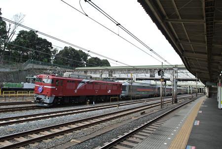 東北本線/日暮里駅