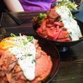 写真: だいぶ前の東京飯2