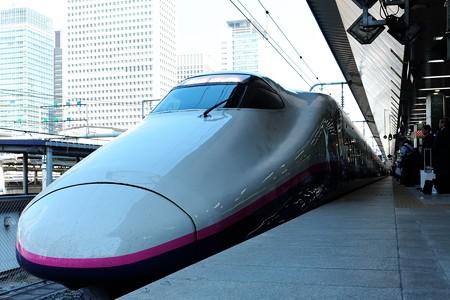 2015.03.27 東京駅 とき312号