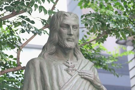 2015.04.28 山下町 横浜天主堂跡 キリスト