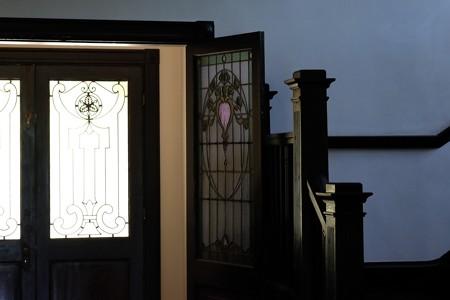 2016.05.18 山手 外交官の家 玄関と階段