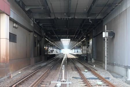 2016.05.29 隣町の駅 ホーム