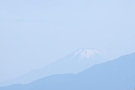 2016.06.04 駅前 富士山