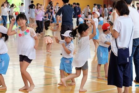 2016.06.19 新潟 運動会 姫とダンス