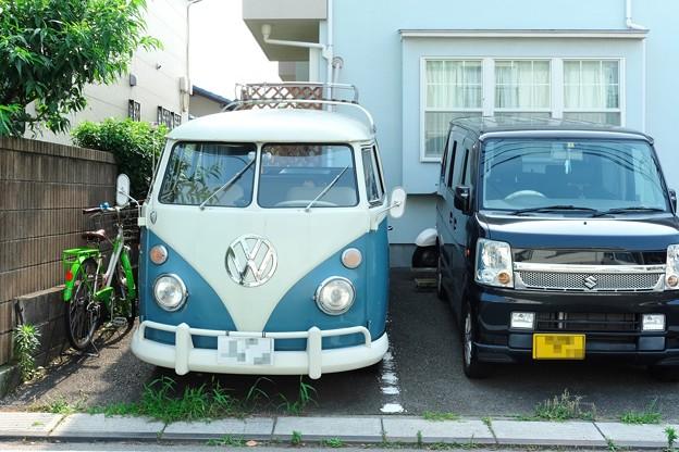 2016.07.01 希望ヶ丘 Volkswagen Type 2