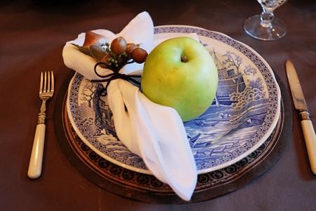 2016.10.26 エリスマン邸 食卓 収穫祭
