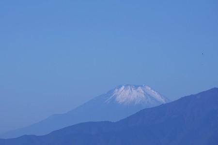 2016.11.06 駅前 富士山