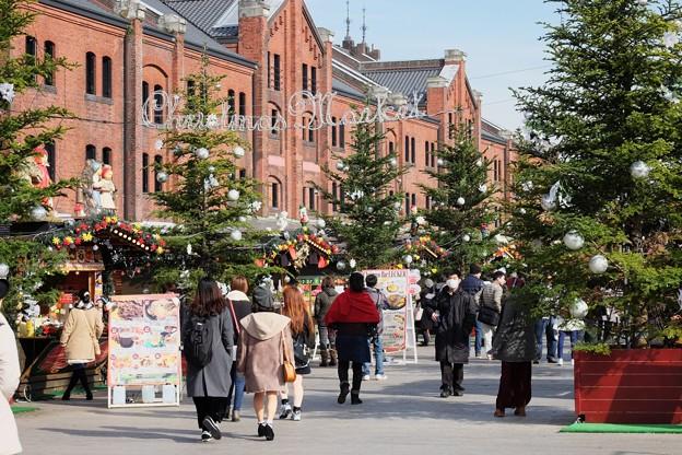 2016.12.12 クリスマスマーケット in 横浜赤レンガ倉庫 売店