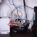 Photos: 2017.01.09 机 BL900HW・LAN側IPアドレス192.168.1.1からに
