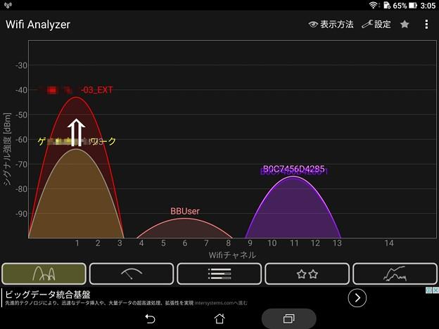 2017.01.19 ZenPad 3 8.0 Wifi Analyzer