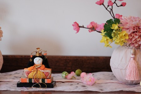 2017.02.17 ブラフ18番館 雛祭り 内裏雛