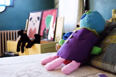 2017.02.17 ベーリック・ホール 子供部屋 人形