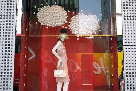 2010.08.01 銀座 ショーウィンドウ