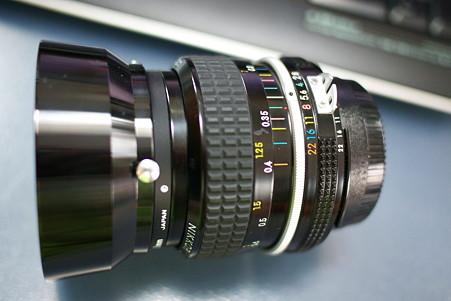 2010.09.13 机 Ai Nikkor 28mm f-2.8