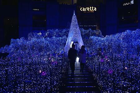 2010.12.04 汐留 BLUE OCEAN 「約束のツリー」