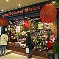 Photos: 2010.12.29 横浜 花屋の店先