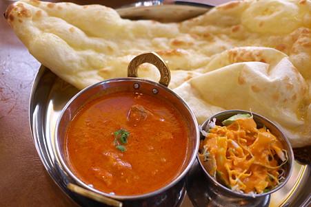 2011.08.06 三ツ境 インド・ネパール料理店「スサン」 ランチ鳥カレー