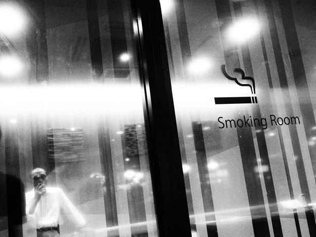 愛煙家の部屋