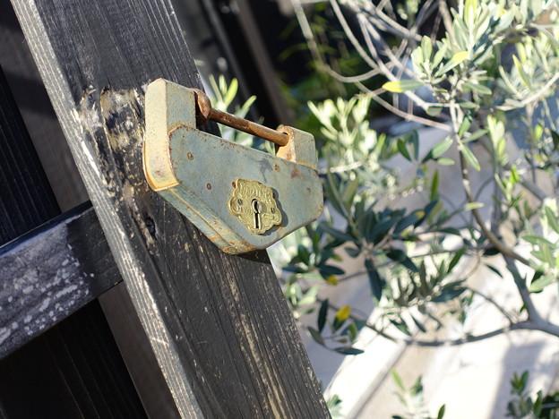 Photos: 錠前 ~扉の奥にあるものは~