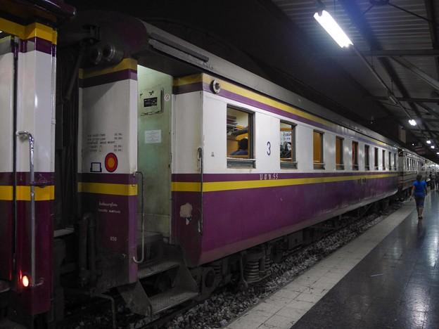 BBT.55、Hua Lamphong、タイ国鉄