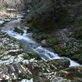 帝釈川の流れ