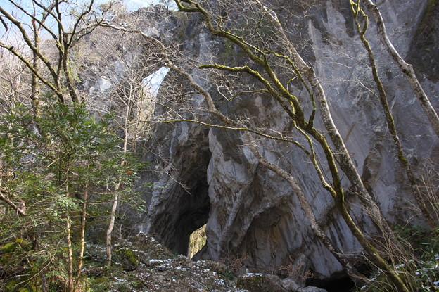 帝釈峡の風景
