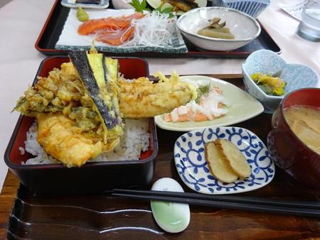 160805-21ヒメマス天丼