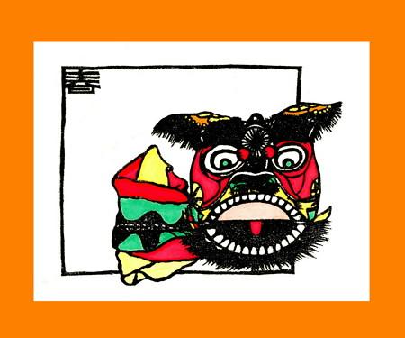 160911中国の獅子