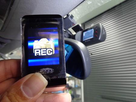 ランエボ8 愛知県 セキュリティ取付 ドライブレコーダー連動
