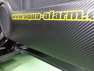 N-BOX ドアパネル傷防止シート アドレスロゴ