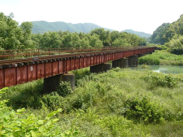 Photos: 6103林田川橋梁