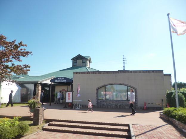 キリンビール福岡工場ビアファーム