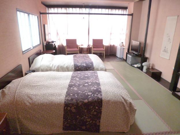 日田温泉 ひなの里山陽館 部屋2